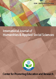 International Journal of Humanities & Applied Social Sciences